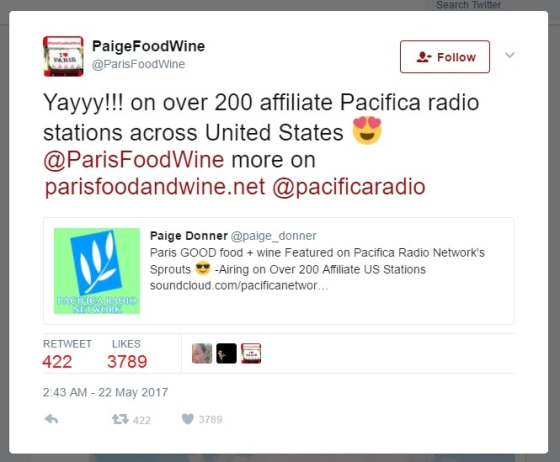 PGf+w Affiliate radio stations PRI & Pacifica